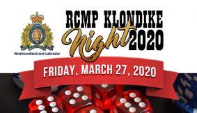 RCMP Klondike Night 2020 - March 27
