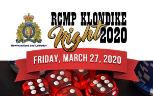 RCMP Klondike Night 2020 - March 27